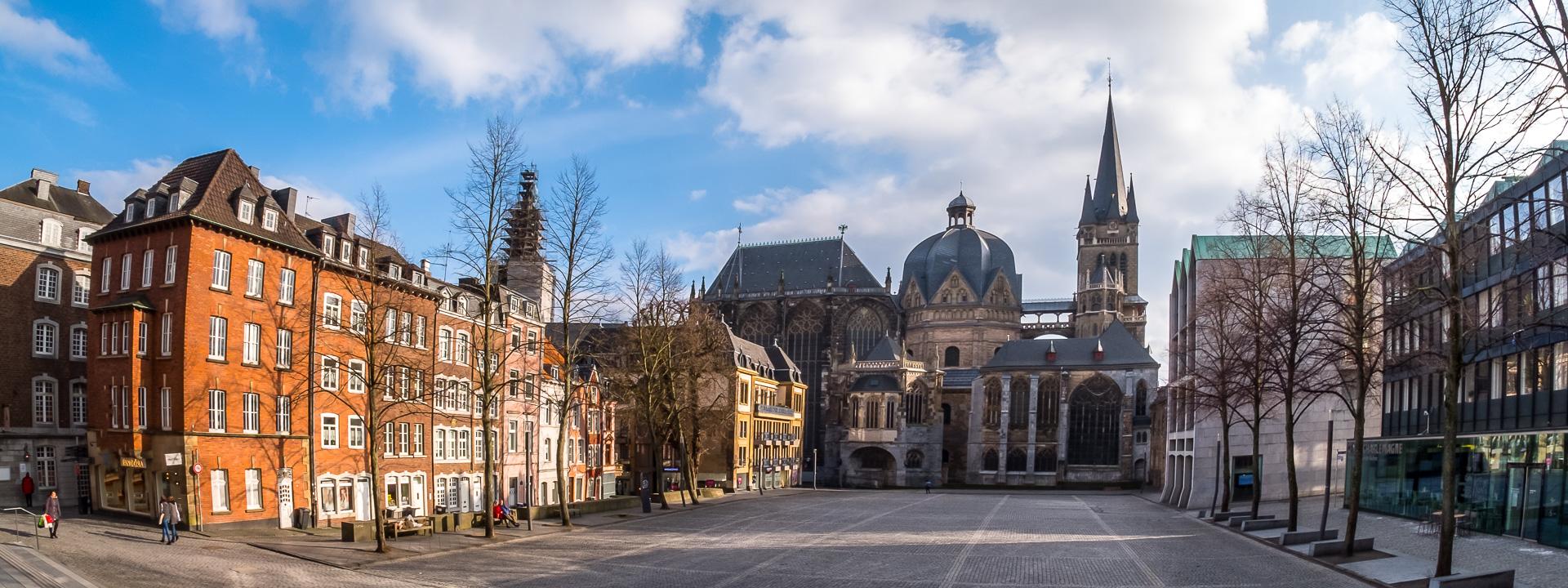 Aachen, Technologie und Wachstum